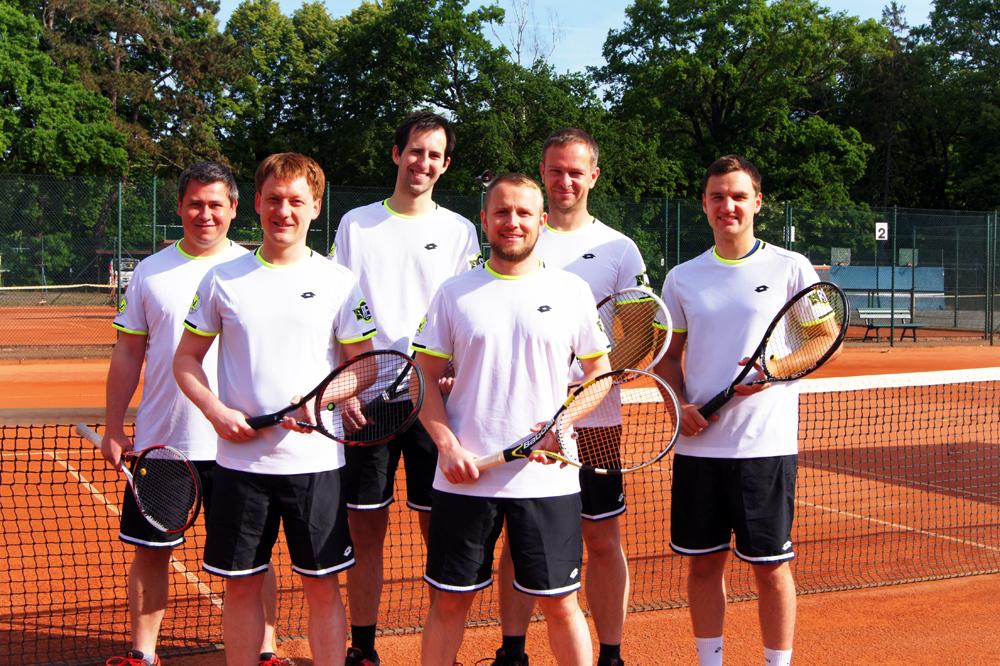 Die Herren-Mannschaft 2015